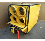Quality High Power Poultry Brooder Heater , Fuel Oil Heater 80 - 120 Kilowatt for sale