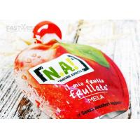 China Leak Proof Stand Up Liquid Pouches , Food Packaging Pouches Heat Sealed on sale