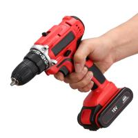 Quality High Value Home Cordless Drill , Variable Speed Small Battery Powered Drill for sale