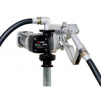 Quality Explosion Proof fuel oil pumps transfer 20GPM / 76LPM with 12/24/120V motor and lockable nozzle holder extensible tube for sale