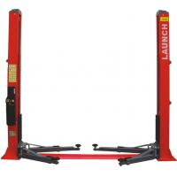 China Launch TLT235SB Floor Plate Two Post Vehicle Lift Economical Hydraulic Car Lift Garage Equ on sale