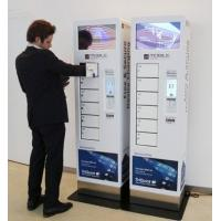Quality Universal Mobile Self - Service Cell Phone Charging Kiosk for Hospital Street for sale