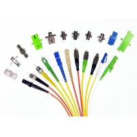 Buy cheap SC Connector Female Fiber Optic Patch Cord OEM Production Line With High from wholesalers