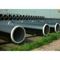China Gas / Petroleum Galvanized Anti Corrosion Pipe For Pipe Lines , S185 , S235 , S235JR , 5.8 - 20m on sale