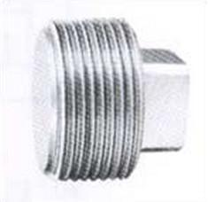 forged UNS N08904 threaded square head plug