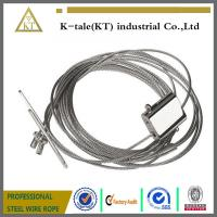 Quality high quality Stainless steel cable wire rope for safe rope /safe cable/lock for sale