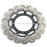 Quality Yamaha XT600X CNC Motorcycle Parts 320mm Durable Wave Floating Disc Brake for sale