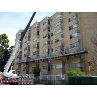 Buy cheap Aerial Double Mast Climbing Work Platforms with 1400kg Large Capacity from wholesalers