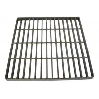 Electroforged 19 W 4 Welded Steel Bar Grating Systems Corrosion Resistant