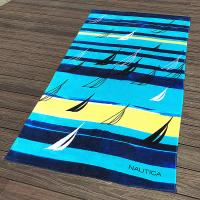 Quality Personalized Shark  Whale Beach Towels for Adults Hawaii Bright Beach Towels for sale
