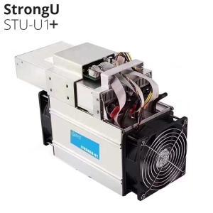 Quality DCR miner DECRED miner Bitcoin Mining Device 12.8TH/S with PSU StrongU Miner STU-U1+ for sale