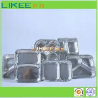 Quality Supply Various Kinds Of Multiple Compartment Aluminum Foil Container for sale