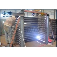 Quality Spiral Type H Type Fin Tubes Boiler Economizer ASME For Circulating Fluifized Bed Boiler for sale
