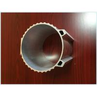 Quality 6063 T5 Powder Coating Aluminum Extrusion Profiles Use Vehicle Rail Accessories for sale