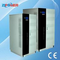 Buy cheap Pure Sine Wave Three Phase Online UPS 10kVA--200kVA from wholesalers
