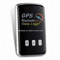 Quality Bluetooth GPS Receiver& Data Logger: AT-123 for sale