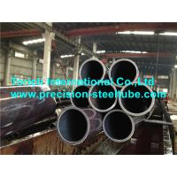 Quality EN10305-1 Telescopic Cylinders Gas Cylinder Seamless Cold Drawn Steel Tube for sale