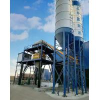 Quality Twin Shaft Concrete Mixing Station 172KW Installed Capacity HZS90 Model for sale
