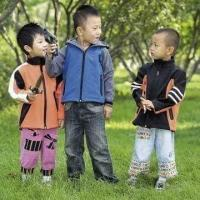 Quality Children's jacket, softshell style for sale