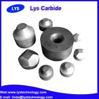China Carbide anvil on sale