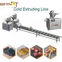 Quality High Performance Pet Food Processing Machinery With Fault Display Function for sale