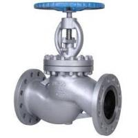 Quality Flanged End BS 1873 Globe Valve 2053 Staniless SteelW. P.: PN16/40 CLASS 150/300/600 JIS 10K/20K for sale