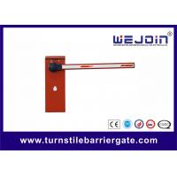China Electronic Security Parking Lot Gate Control Systems IP54 For Access Control on sale
