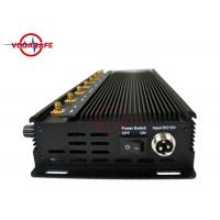 Quality 50m VHF UHF Wifi Signal Jammer 24 / 7 Hours Working For Long Term Work for sale