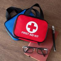 Buy cheap Sterilization Packing Medical First Aid Kit For Dressing Large Wound from wholesalers