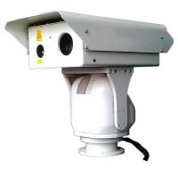 Quality 2km Zoom Long Range Infrared Camera PTZ CCTV Camera with IP Surveillance for sale