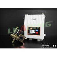 Quality IP54 Pump Motor Starter Protector , Single Phase Pump Starter Pump Stalled Protection for sale