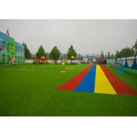 China Realistic Artificial Grass For Children And Wedding Party Decoration on sale