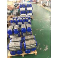 Quality air torque pneumatic rotary actuators for sale