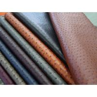 China Ostrich Leather on sale