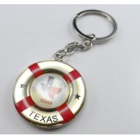 Quality wholesale state souvenirs keychain for Texas for sale