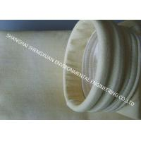 China Acylic Needle Punched Dust Collector Bags In Complexly Chemical Working Conditions on sale