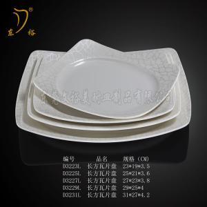 Quality Melamine Tableware bowl set children tableware plate food safe plastic plates for sale