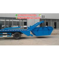 Buy JDF5120ZBLK Dongfeng 10cubic Swing lift Garbage truck price to Mongolia at wholesale prices