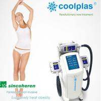 Quality Vertical Type Cryolipolysis Fat Freeze Slimming Machine 300mm × 400mm × 900mm for sale