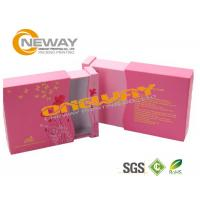 Buy cheap Essence Cream Of Cosmetic Packaging Box With Custom Printed Paper from Wholesalers