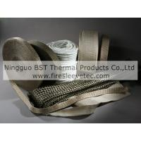 Quality Heat Treated Fiberglass Welding Blanket for sale