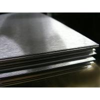 Quality Thin Wall 1.5mm Stainless Steel Sheet 304 304L With Custom Length for sale