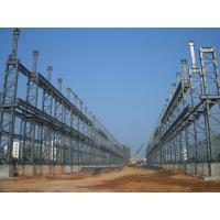 Quality High Strength, Light Deadweight Steel Building Structures for Workshop, High-Rise Building for sale