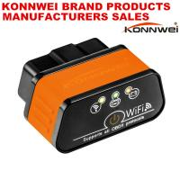 Quality Konnwei KW903 Automotive Code Readers Scan Tools / Obd Interface Wifi Devices for sale