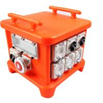 Quality EN60439 4 Portable Power Distribution Unit, UV8 Resistance Spider Electrical Box for sale