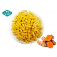 China Turmeric Root Curcumin Capsules Supports Antioxidant and Anti-inflammatory Health with OEM Contract Manufacturing on sale