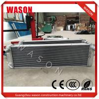 China Hitachi Excavator Spare Parts Water Radiator 4650352 With Stable Quality on sale