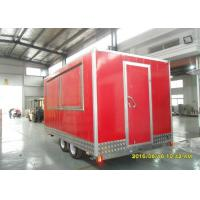 Buy cheap Pizza Trailer Mobile Kitchen Concession Trailer  Australia Standard from Wholesalers