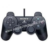 China PS2 Dualshock Controller Gamepad black with Bangding for playstation2 on sale