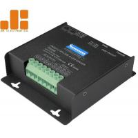 Quality High Frequency DMX To PWM Dmx512 Master Controller For Constant Voltage RGBW Lights for sale